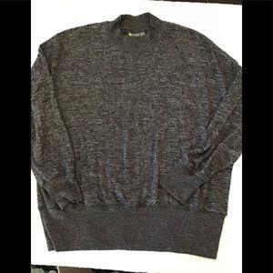 Zella Knit Lounge Pullover XL